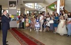 В Краснодаре состоялся фестиваль художественного творчества детей-инвалидов «Вместе мы сможем больше»