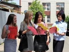 В Курганинске полицейские напомнили школьникам об их правах и обязанностях