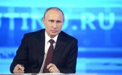 Путин: На протяжении всей нашей истории мы жили под санкциями