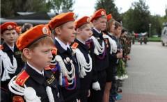 В Невинномысске появятся первые кадетские классы