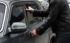 В Ставрополе горе-угонщик уснул в чужой машине
