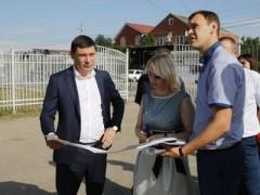 Ремонт в краснодарской школе №66 завершат до конца июля