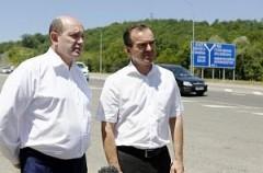 На Кубани начнут строительство нового моста в районе Джубгинской развязки