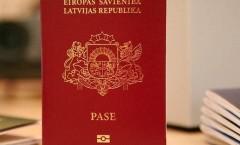 Саакашвили могут выдать паспорт негражданина Латвии
