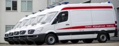 В Ростове на 15 машин скорой помощи стало больше