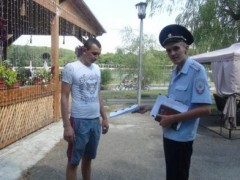 Полицейские Железноводска проводят профилактические мероприятия на водоемах