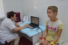 В Анапе обследовали подростков