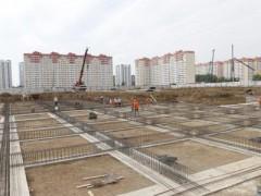 В Краснодаре началось строительство школы и детского сада по федеральной программе «Жилище»