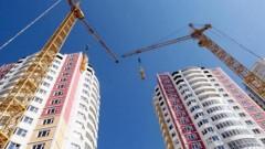 В Краснодаре на 42% сократилось количество выданных разрешений на строительство
