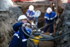 На Кубани с начала года построили более 60 км сетей газоснабжения