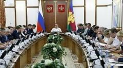 В Краснодаре заработал штаб по контролю за дорожными работами