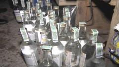 В Усть-Лабинске мужчина и женщина торговали опасной водкой
