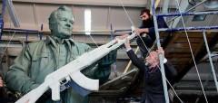 В Москве появится памятник Михаилу Калашникову