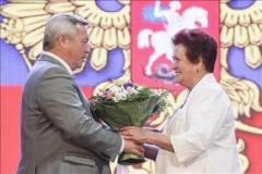 Донской губернатор Василий Голубев поздравил азовчан с 950-летием города