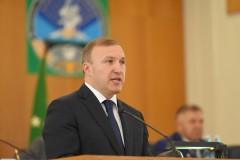 Должность Мурата Кумпилова утратила приставку «врио»