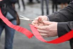 В Каменске-Шахтинском открылась новая спортплощадка