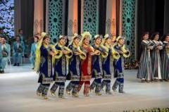 Дни культуры Узбекистана в России открылись концертом в Кремлевском дворце