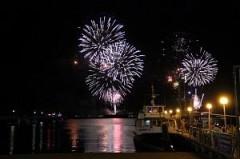 Праздник фейерверков пройдет на Кубани