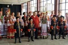 В Краснодаре открылась персональная выставка художника Сергея Воржева