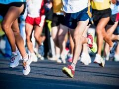В Краснодаре 1 октября состоится легкоатлетический забег «Пять фонтанов»