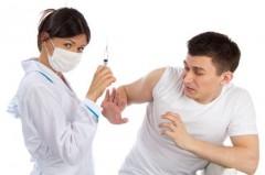 Жители Славянского микрорайона прошли вакцинацию от гриппа