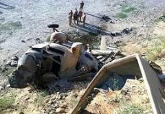 В Индии при крушении вертолета погибли семь человек