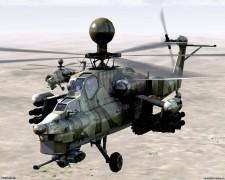 В Сирии совершил вынужденную посадку российский военный вертолет