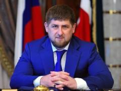 Кадыров поздравил Путина с днем рождения