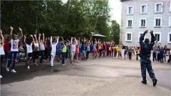 В преддверии Фестиваля молодежи в Сочи прошли спортивные акции