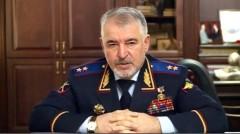 Глава МВД Чечни представил личному составу нового руководителя УГИБДД Идриса Черхигова