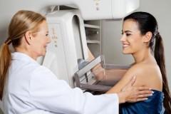Жительниц Кубани обследовали на рак груди