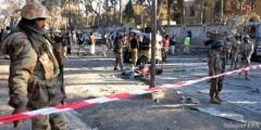 В Пакистане жертвами взрыва стали шесть полицейских