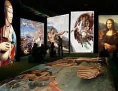 В Краснодаре представят мультимедийный проект «Оживающие полотна»