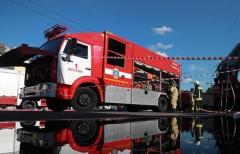 Пожар в Пушкинском музее в Москве не угрожает экспонатам