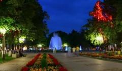«СтудФонд» проверил парк Армавира на доступность для маломобильных граждан