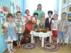 В кубанской станице «особенным» детям устроили праздник