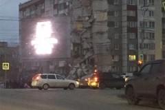 При обрушении дома в Ижевске погибли два человека