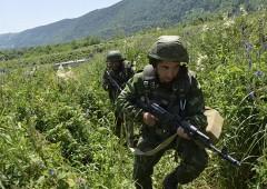 Минобороны: Боевая подготовка мотострелков ЮВО в Ставропольском крае значительно возросла