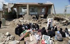 В Иране из-за землетрясения погибли 445 человек