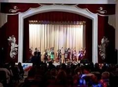 В станице Старотитаровской после ремонта открылся концертный зал Дома культуры