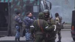 Неизвестные взяли штурмом здание Генпрокуратуры ЛНР