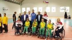 В Темрюкском районе стартовала Спартакиада инвалидов Кубани
