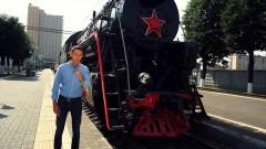 Алексей Малозёмов покажет «Поезд будущего»