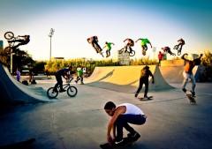 В Краснодаре появится новый скейт-парк