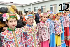 В поселке Школьном открылась школа