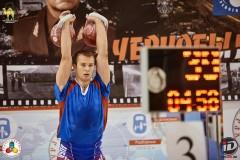 Алексей Коломацкий взял «золото» турнира по гиревому спорту