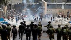 Число палестинцев, пострадавших в столкновениях в Израиле, превысило 200 человек