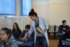 Анапских студентов провели по «Маршруту безопасности»