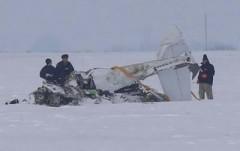 В Канаде потерпел крушение пассажирский самолет