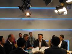 На круглом столе «Телеком 2017. Итоги года» в Ростове операторы связи рассказали о своих достижениях и реализованных проектах
